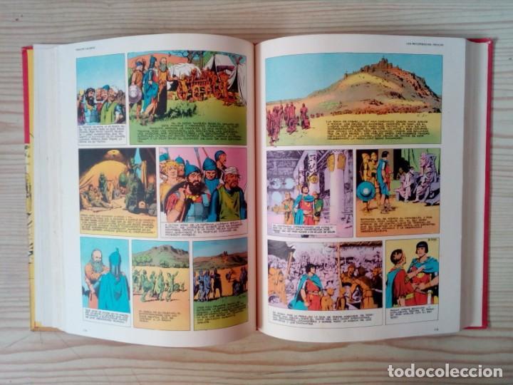 Cómics: Principe Valiente - La Llama De La Vida - Numero 4 - Buru Lan - 1972 - Foto 4 - 150174770