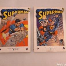 Cómics: SUPERMAN COMIC EL MUNDO 2 VOLUMENES. Lote 150325602