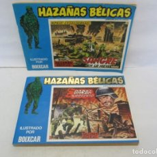Cómics: HAZAÑAS BELICAS. 2 COMICS. EDICIONES URSU. 1973. COMIC VOLUMEN XXVI COMIC VOLUMEN XIII-XIV-XV-XVI.. Lote 150342678