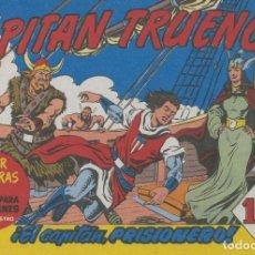Cómics: EL CAPITAN TRUENO FACSIMIL NUMERO 078: EL CAPITAN, PRISIONERO. Lote 55534259