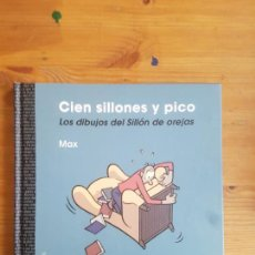 Cómics: CIEN SILLONES Y PICO MAX PUBLICADO POR NORDICA LIBROS (2015) 124PP. Lote 150653546