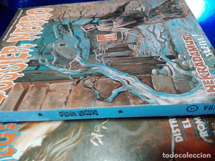 Cómics: 3 COMICS EXTRAS DE DOSSIER NEGRO Nº 1-4-5.-AÑOS 1970. - Foto 10 - 35725905