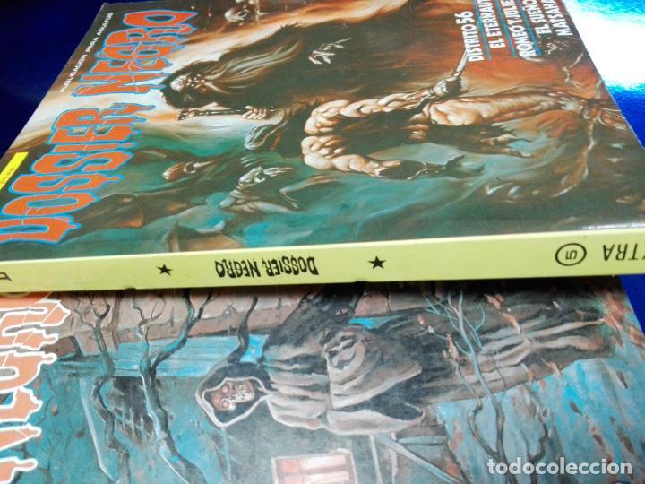 Cómics: 3 COMICS EXTRAS DE DOSSIER NEGRO Nº 1-4-5.-AÑOS 1970. - Foto 11 - 35725905