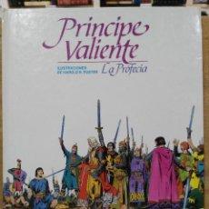 Cómics: PRINCIPE VALIENTE - LA PROFECÍA - ED BURULAN. Lote 151082330