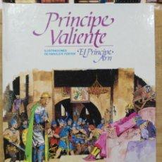 Cómics: PRINCIPE VALIENTE - EL PRINCIPE ARM - ED BURULAN. Lote 151082546
