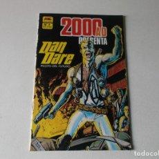 Cómics: 2000 AD PRESENTA Nº 8 - DAN DARE PILOTO DEL FUTURO. Lote 151100510