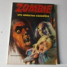 Cómics: ZOMBIE, LOS MUERTOS VIVIENTES, EDI. PETRONIO 1973, 64 PGS.. Lote 151101894