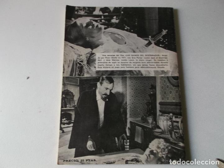 Cómics: ZOMBIE, LOS MUERTOS VIVIENTES, EDI. PETRONIO 1973, 64 PGS. - Foto 2 - 151101894