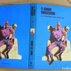 Cómics: EL HOMBRE ENMASCARADO HEROES DEL COMIC. TOMO 1. BURU LAN, 1971. EL PRISIONERO DEL HIMALAYA. Lote 151217885