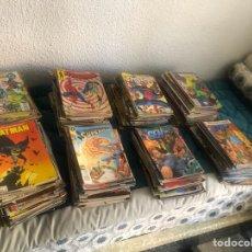 Cómics: LOTE DE 500 CÓMICS MARVEL -DC -SPIDERMAN... Lote 151278529