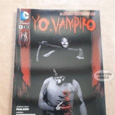 Cómics: YO VAMPIRO - TOMO 1 - AMOR IMPURO - NUEVO UNIVERSO DC - ECC - JMV. Lote 151296290