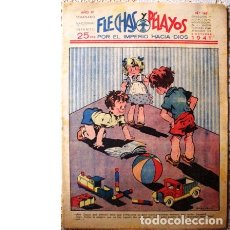 Cómics: FLECHAS Y PELAYOS Nº 148. 5-OCTUBRE-1941. Lote 53081871