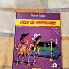 Cómics: LUCKY LUKE, CAZA DE FANTASMAS, GRIJALBO 1994. Lote 151311554