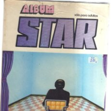 Cómics: ALBUM STAR SOLO ADULTOS. Lote 151318086