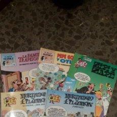 Cómics: LOTE 6 COMICS, MORTADELO, FAMILIA TRAPISONDA, ZIPI Y ZAPE, OLE. GASTOS ENVIO 6 EUROS. Lote 151438414