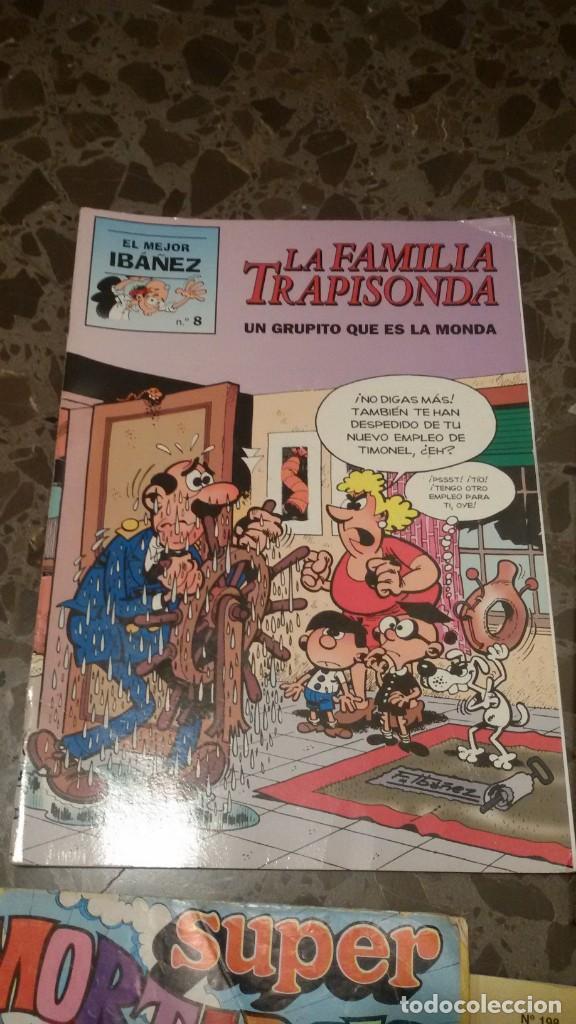 Cómics: LOTE 6 COMICS, MORTADELO, FAMILIA TRAPISONDA, ZIPI Y ZAPE, OLE. GASTOS ENVIO 5 EUROS - Foto 6 - 151438414