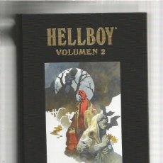 Cómics: HELLBOY VOLUMEN 2. Lote 151488014