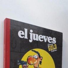 Cómics: MAKINAVAJA. GOLDEN YEARS (EL JUEVES, LUXURY GOLD COLLECTION). Lote 151528970