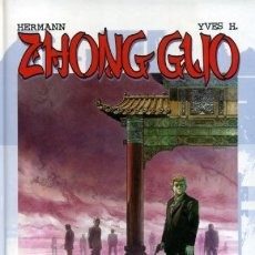 Cómics: ZHONG GUO (HERMANN / YVES H.) DOLMEN - CARTONE - OFI15T. Lote 147397090