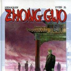 Cómics: ZHONG GUO (HERMANN / YVES H.) DOLMEN - CARTONE - OFF15. Lote 151613438