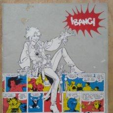 Cómics: ¡BANG! - Nº 3 - NOVIEMBRE 1970. Lote 151712186