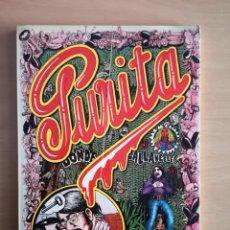 Cómics: COMIC UNDERGROUND PURITA - CESSEPE SANTANA MAX ETC -. Lote 151722668