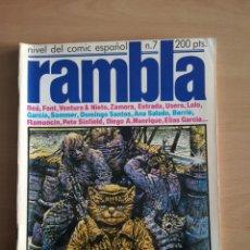 Cómics: COMIC RAMBLA. Lote 151734408