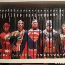 Cómics: COLECCIÓN 60 LIBROS CÓMICS DC. SUPERMAN, BATMAN, OTROS... Lote 151869706
