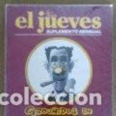 Cómics: GROUÑIDOS EN EL DESIERTO (VENTURA & NIETO) EL JUEVES SUPLEMENTO MENSUAL - OFF15. Lote 151880002