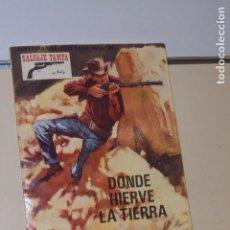 Cómics: COLECCION SALVAJE TAMPA Nº 93 DONDE HIERVE LA TIERRA - PRODUCCIONES EDITORIALES -. Lote 151882354