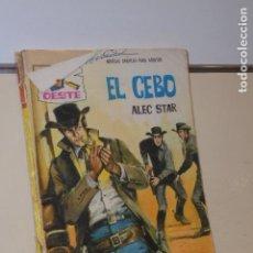 Cómics: COLECCION SENDAS DEL OESTE Nº 241 EL CEBO - FERMA -. Lote 151883774