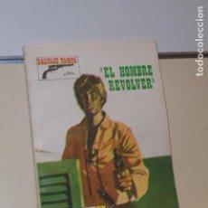 Cómics: COLECCION SALVAJE TAMPA Nº 83 EL HOMBRE REVOLVER - EDICIONES PETRONIO -. Lote 151885982