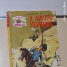 Cómics: COLECCION SENDAS DEL OESTE Nº 190 EL PISTOLERO MORIBUNDO - FERMA -. Lote 151886550