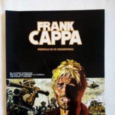 Cómics: FRANK CAPPA MEMORIAS DE UN CORRESPONSAL M. SOMMER. Lote 151888178