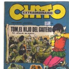 Cómics: CHITO EXTRAORDINARIO TOM EL HIJO DEL GAITERO. Lote 151895558
