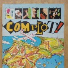 Cómics: COMPLOT! - Nº 0 - ED. COMPLOT. Lote 151927954