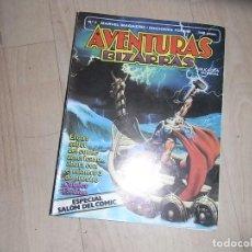 Cómics: AVENTURAS BIZARRAS, MARVEL, FORUM, NUMERO 7. Lote 151973054