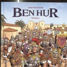 Cómics: BEN HUR, INTEGRAL DE PONENT MON. Lote 151980764