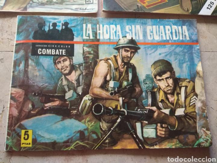 Cómics: Lote Tebeos Bélicos - Gran Combate - Hombres Heroicos - Cine Color Combate - - Foto 2 - 151981768