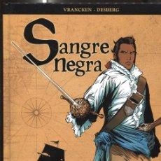 Cómics: PONENT MON: SANGRE NEGRA, INTEGRAL. Lote 151981846