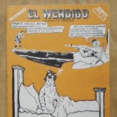 Cómics: EL WENDIGO - Nº 15 - 1980. Lote 152144150