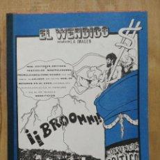Cómics: EL WENDIGO - Nº 18 - 1981. Lote 152144350