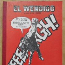 Cómics: EL WENDIGO - Nº 19 - 1981. Lote 152144498