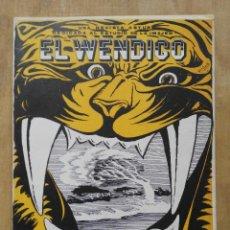 Cómics: EL WENDIGO - Nº 21 - 1982. Lote 152144638