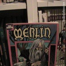 Cómics: MERLIN. COMIC PRESS, 1998.. Lote 152144730