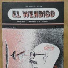 Cómics: EL WENDIGO - Nº 22 . Lote 152144834