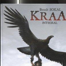 Cómics: KRAA, INTEGRAL DE PONENT MON. Lote 152164652