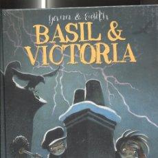 Cómics: PONENT MON: BASIL & VICTORIA, INTEGRAL. Lote 152164906