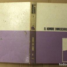Cómics: EL HOMBRE ENMASCARADO. HEROES DEL COMIC. TOMO 2. BURU LAN, 1971. Lote 152282073