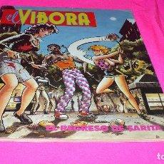 Cómics: EL VIBORA, Nº93 EL REGRESO DE SARITA.. Lote 152346154